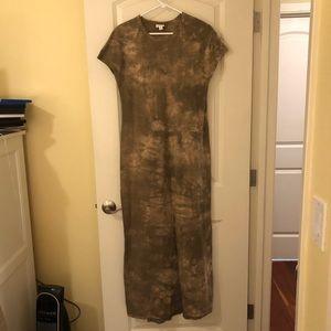 Lularoe Tie-dye Maria Dress